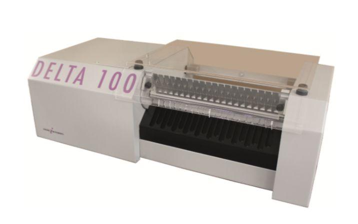 Staple fiber testing Delta 100