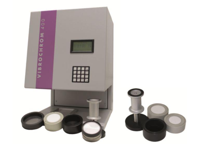 Staple fiber testing Vibochrom 400